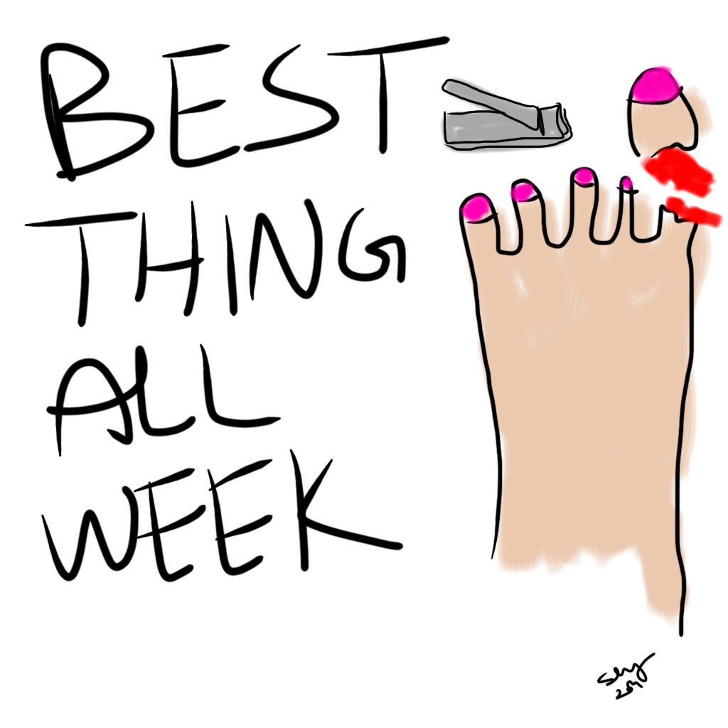 Best Thing All Week (2011) by Shy Mukerjee